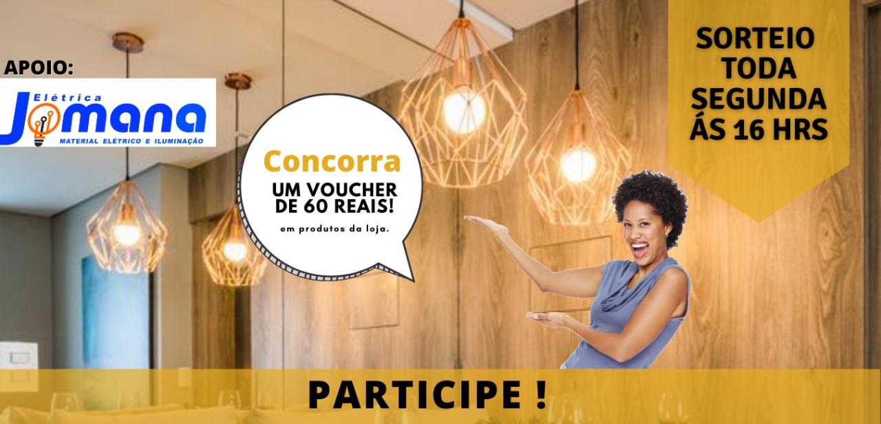 Promoção JOMANA E REGIONAL FM