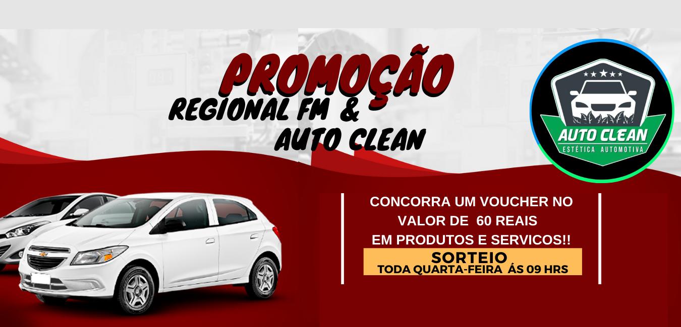 PROMOÇÃO AUTO CLEAN